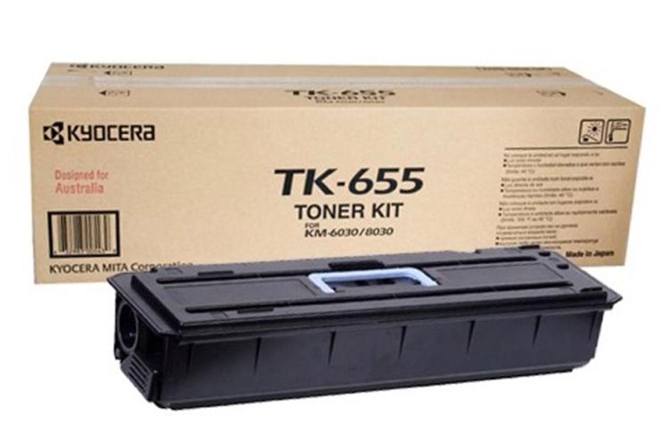 Тонер-картридж TK-655 Kyocera
